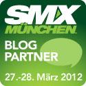 SMX München 2012 Blog Partner