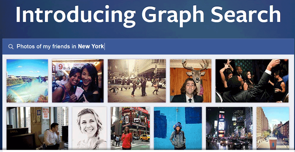 Facebook Graph Search – Welche Suchen sind möglich? Konkurrenz für Google?